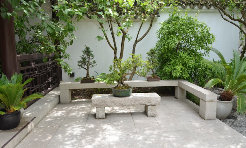 Lan Su Classical Chinese Garden